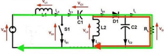شبیه سازی مبدل سپیک ( sepic ) 2